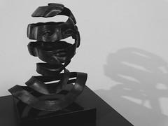 Escher Museum, Den Haag (Miranda Ruiter) Tags: escher museum art sculpture band blackandwhite photography denhaag
