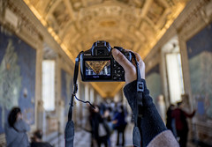 Inside the museum of Vatican (balintmolnar1) Tags: rome beautiful streetphotograhpy lumixgh4 gh4 canon colosseum pinokio fountain river fruits guard sunset stairs bnwphotography motor vespa reflection