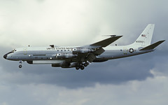 DC-8 163050 EGDG 090594 CLOFTING P (Chris Lofting) Tags: dc8 163050 usn usnavy navy stmawgan
