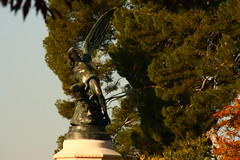 El Ángel Caído del Retiro. Madrid (Carlos Viñas-Valle) Tags: angelcaido retiro bellver