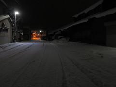 もふもふ雪積もった (fukapon) Tags: snow canon powershots110 弘前 hirosaki 青森 aomori