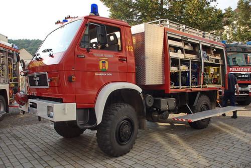 1994 Rüstwagen (RW 1) VW / M.A.N Freiwillige Feuerwehr Einhausen Thüringen