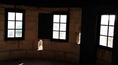 Intérieur de la tour sud-est du château de La Roche Guyon