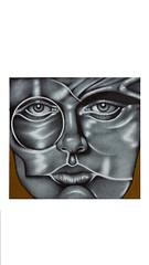 Face-37 (Rebecca_Cruz) Tags: ballpoint art drawing pen futurist futurism