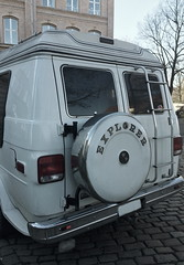 333-366, Explorer (julia_HalleFotoFan) Tags: explorer chevyvan auto wohnmobil