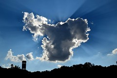 Clouds over Philadelphia (SchuminWeb) Tags: schuminweb ben schumin web october 2016 pennsylvania pa cloud white gray blue skies outdoor outdoors light natural clouds philadelphia sky sunlight cloudy sun sunny partly weather