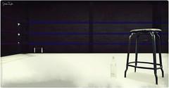 Bird_of_War_03 (Jordan Taylor [NTM]) Tags: jordan taylor jordantaylor wrestle ring nude pose posing malemodel model sexy stud belt camo boots bird war mask eagle stool indoors evening night dark grit cock hard erect touch flex