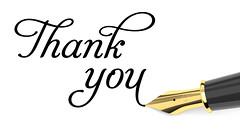 Thank you card (shanyc95101) Tags: thankyou thank you gratitude card appreciate appreciation grateful thankful greeting handwriting message writing typescript pen fountain ink paper text romania