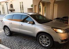 Chevrolet - Traverse LT - 2013  (saudi-top-cars) Tags: