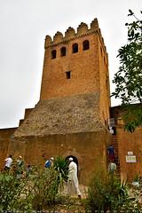 Kasbah watchtower (T Ξ Ξ J Ξ) Tags: morocco chefchaouen sefasawan d750 nikkor teeje nikon2470mmf28 blue city kasbah