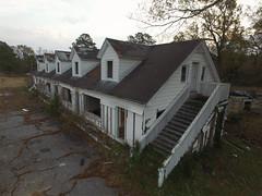 Vacancy (History Rambler) Tags: old abandoned motel rural south nc