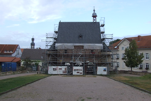 Gatehouse of former Lorsch Abbey, 25.08.2012.