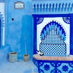 Chefchaouen: la perla blu del Marocco (ViaggioRoutard) Tags: viaggi marocco vacanza turismo