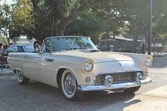Lake Avenue Church Classic Car Nights 8/26/16 (USautos98) Tags: 1955 ford thunderbird