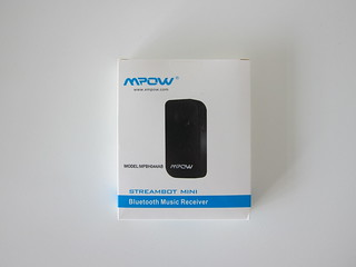 MPow Streambot Mini - Bluetooth Music Receiver