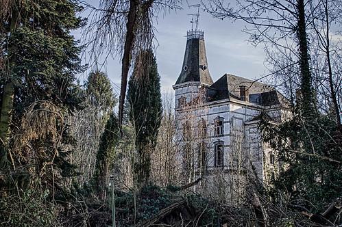 Bevingen, kasteel Rochendaal