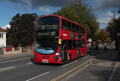 Route 237, Metroline, VW1038, LK10BXF (Jack Marian) Tags: route237 metroline vw1038 lk10bxf volvo volvob9tl b9tl wright wrighteclipse eclipse wrighteclipsegemini2 gemini2 hounslowheath whitecity brentford buses bus london