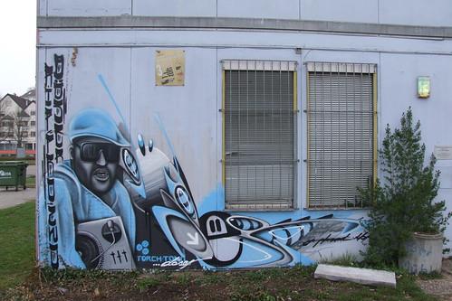 Graffiti, 06.04.2012.