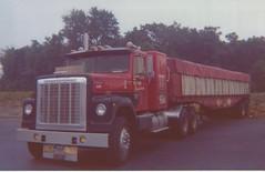 "IH 4200 ""Brockhouse #1236"" (PAcarhauler) Tags: ih international semi tractor truck trailer"