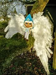 Türchen Nr. 17 Engel-Pixie😇Door no. 17 Angel-Pixie