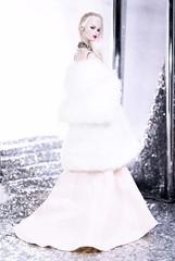Happy Holidays! (Andymy) Tags: holiday wishes christmas winter fashiondolls fashionstyle fashionphotography doll integritytoys karolinestone holidaycheer merrychristmas white frozen glam wish