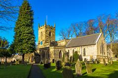 Eyam Church (MrBigglesworth) Tags: peakdistrict derbyshire church eyam england unitedkingdom gb