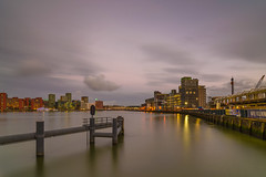 Rotterdam Rijnhaven (skees499 ) Tags: rotterdam rijnhaven d610 nikon nederland netherlands nightphotography nacht