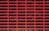 CNA Center (rjseg1) Tags: red building window architecture skyscraper modernism international graham cna probst