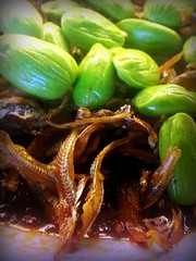 Petai (ourlime) Tags: healthy vegetable anchovies greens makan melayu malay sambal nasipadang petai