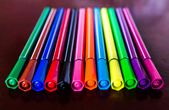 Colored pencils (oussama_infinity) Tags: pencils canon de photography photo infinity photograph colored crayons couleur oussama   d650   canond650