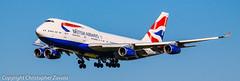 British Airways Boeing 747-400 (Doctor Christopher) Tags: boeing britishairways boeing747 boeing747400 chicagoohareinternationalairport