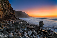 Campelo (Chencho Mendoza) Tags: costa atardecer nikon playa galicia campelo atlantico valdoviño d610 chenchomendoza