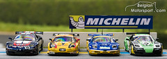 Corvette C5R (belgian.motorsport) Tags: cars miniature models corvette spark diecast ixo c5r