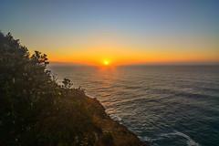 First Light 4 (Martin James Brown) Tags: ocean sea sun seascape colour beach water sunrise waves australia beaches
