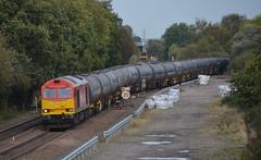 60011 (Sam Tait) Tags: train tank diesel rail railway loco db junction class locomotive tug freight 60 tanks dbs stenson jn shenker 60011