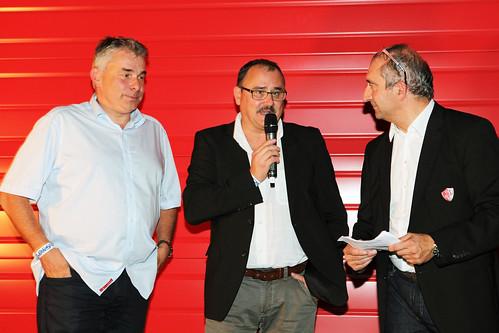 Bernard Bieche & Didier Lamy - ©Vincent Janiaud