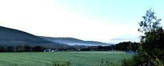 Early Morning Mist Over Craig Vallich, Ballater, Royal Deeside, Cairngorms National Park, Aberdeenshire, Scotland, UK. 8.30am (sgterniebilko) Tags: uk scotland aberdeenshire ballater cairngormsnationalpark royaldeeside earlymorningmist craigvallich