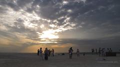 Soneva Fushi (HeidrunHeidrun) Tags: sunset sandbank sonevafushi