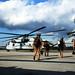 HMH-366 hone aerial refueling skills