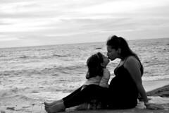 True Love (Debora Di Scala) Tags: baby kiss mare estate mamma truelove ischia forio amore mylife spiaggia bacio gioia attesa ottobre 2014 veroamore figlia fineestate amorematerno citara nuovoarrivo