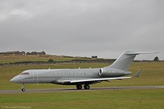 Global Express 5000 M-IBID at Isle of Man EGNS 25/09/14 (IOM Aviation Photography) Tags: man express 5000 isle global egns 250914 mibid