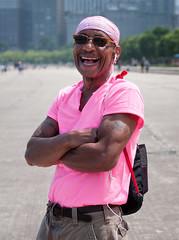 Stranger #77 - Gregory (Richard Pilon) Tags: street chicago nikon strangers streetphotography streetportrait d90 nikond90 100strangers