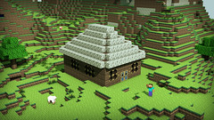 Download Minecraft Backgrounds
