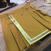 Fireman's Alt.Kilt in sand heavy cotton going to IL. http://www.altkilt.com/fireman