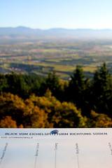 Vista (Rebecca_bexxi) Tags: landscape autumncolours freiburg kaiserstuhl eichelspitzturm