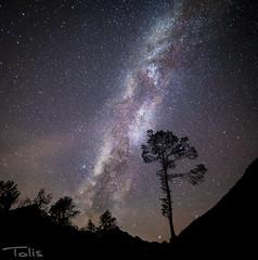 Milky Way Ticino (tolis.fragoudis) Tags: mount