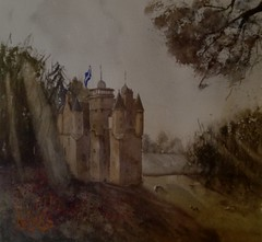 Craigievar, Aberdeenshire. Scotland. (xandyclause) Tags: greatbritain castle heritage history scotland aberdeenshire forbes aberdeen celtic scotish craigievar forbescastle