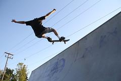 skateboarding ramp air park #ilobsterit