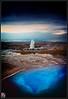 Iceland - Great Geyser (pbassek) Tags: blue people water iceland nikon great geyser volcanic icelandic d5200 bassekimages