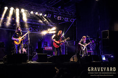 Graveyard - Stoned from the Underground '14